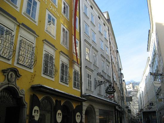 Mozart's Birthplace : 1