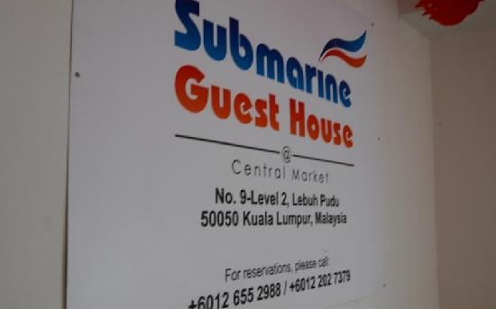 Submarine Guest House