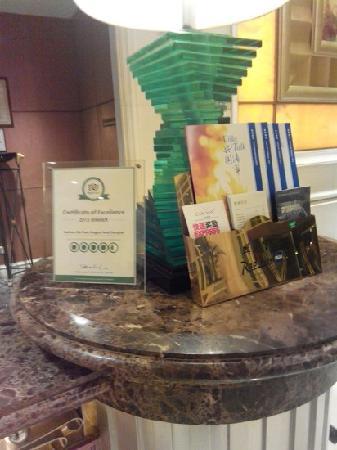 Radisson Blu Plaza Xingguo Hotel Shanghai: 到到推荐
