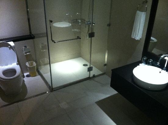Vivarium Residence: 卫生间,超大