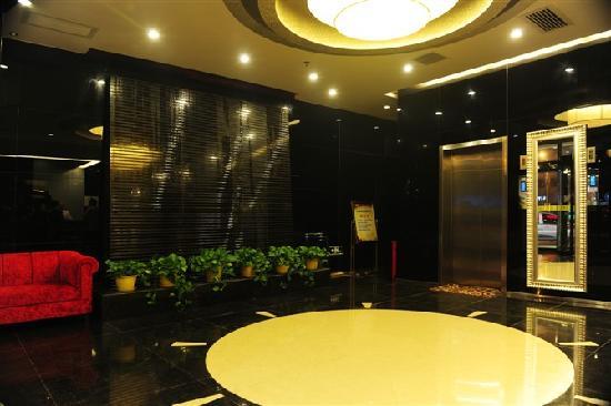 FX Hotel (Shijiazhuang Zhonghua) : 大厅