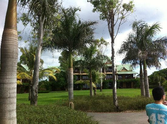 Club Med Albion Villas - Mauritius: 酒店园林景观