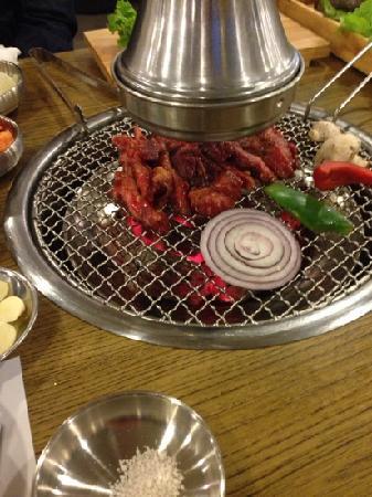 678korean BBQ