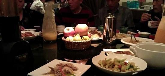 Ye Li Xia Li XinJiang FengWei Restaurant