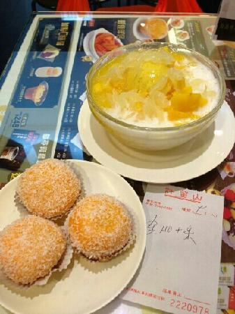 Hong Kong, Hui Lau Shan Healthy Dessert: 美好