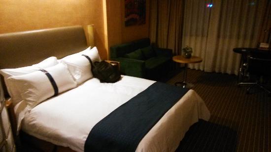 Holiday Inn Express Hangzhou Grand Canal : 很不错的大床房