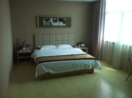Super 8 Hotel Liaocheng Dong Chang Xi Lu: 很好!