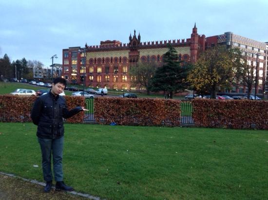 Glasgow Green: 冷