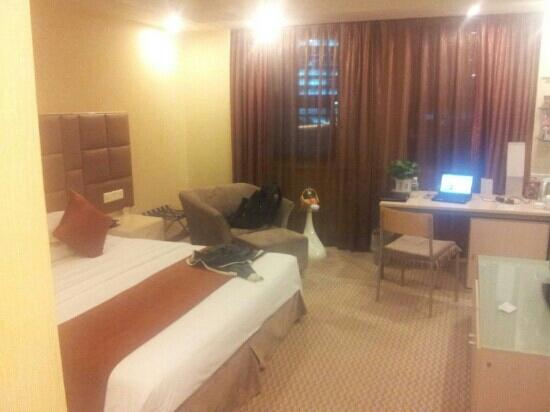Holiday Inn Seongbuk Seoul: 无烟大床房
