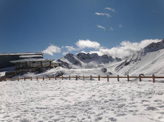 Dagu Glacier : dagu1