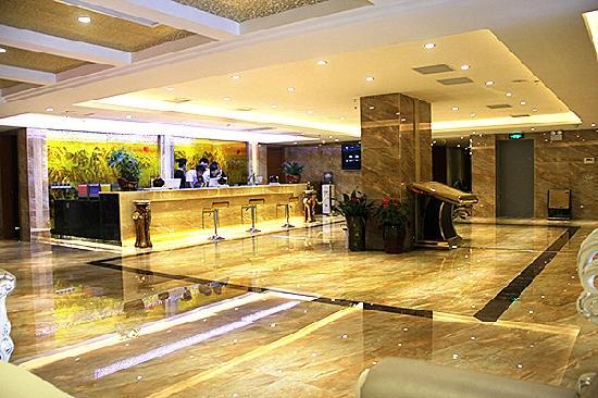 Jinnasi Hotel: 酒点大厅