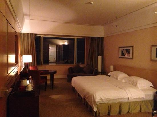 Nansha Grand Hotel: 海景套房