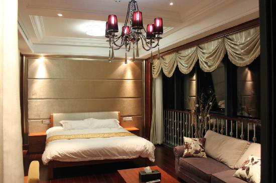 Xuanlong Apartment Hotel Hangzhou Xingguang Avenue : 江景房