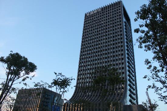 Xuanlong Apartment Hotel Hangzhou Xingguang Avenue : 大厦外景