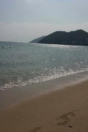 Dadonghai Beach: 大东海海岸