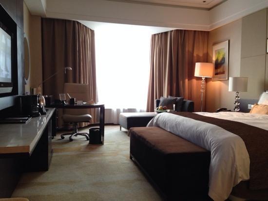 Wyndham Hotel Qingdao: 客房