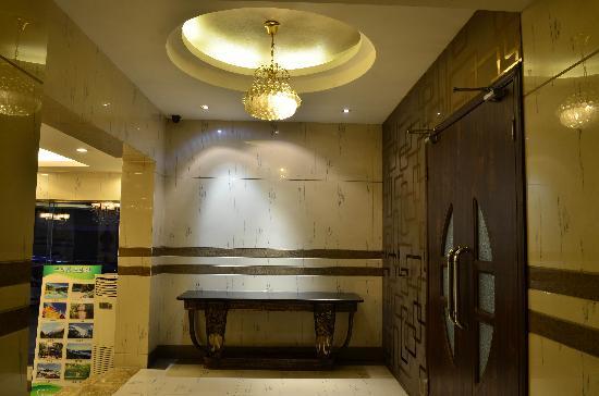 Jichang Star City Hotel: 电梯间