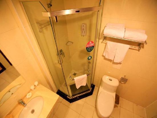 GreenTree Inn Tianjin Huayuan Guiyuan Road: 浴室