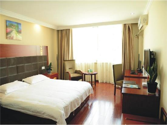 GreenTree Inn Taizhou Tiantai Passenger Center Express Hotel