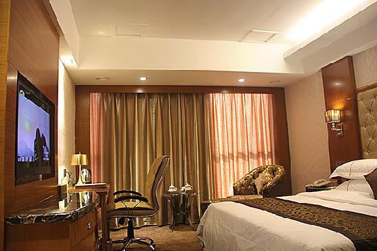 Jinnasi Hotel: 电脑房