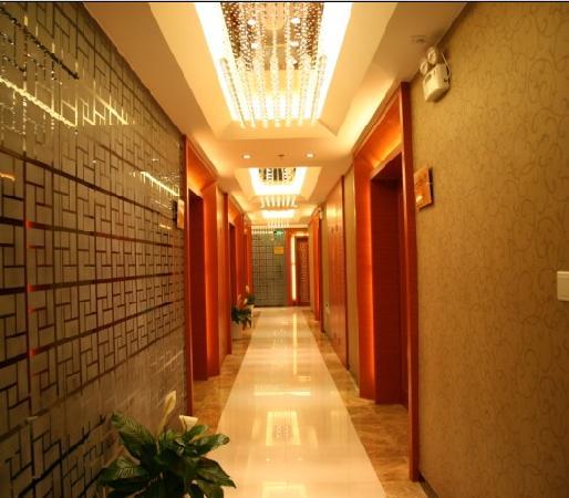 Tiandirenhe Hotel: 走廊