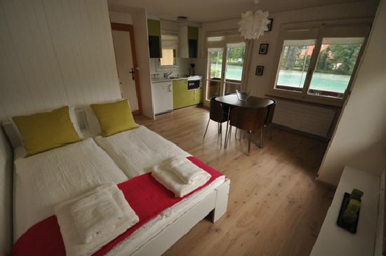 Hotel Rugenpark B&B: 卧室