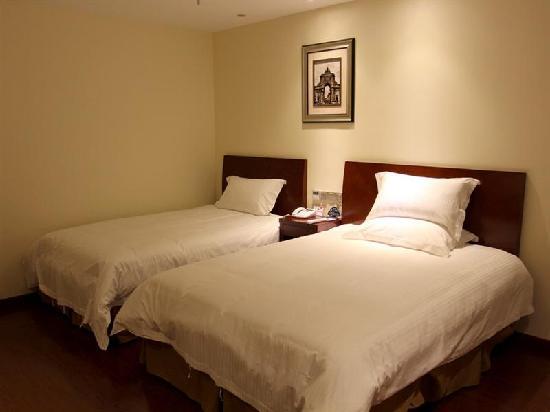 그린트리 인 이우 인터내셔널 트레이드 시티 트레이더스 호텔