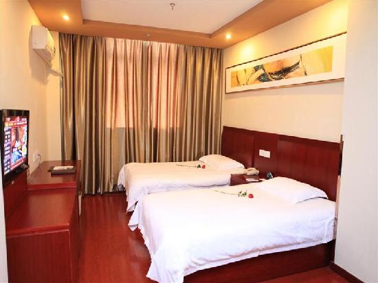 GreenTree Inn Huzhou Deqing Moganshan : 客房