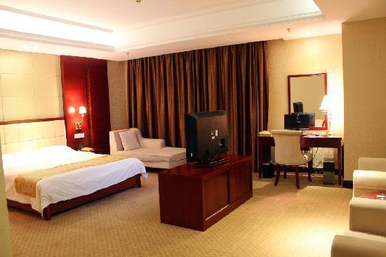 Wu Xiang Hotel : 豪华单人间