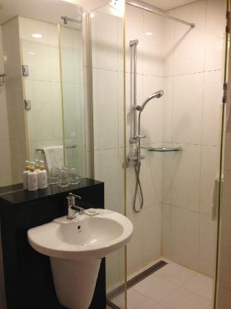 Hotel Atrium Vabien II : bathroom