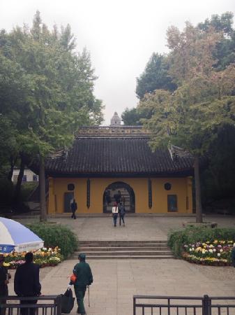 Cloud Rock Leaning Pagoda (Yunyan Ta): 虎丘