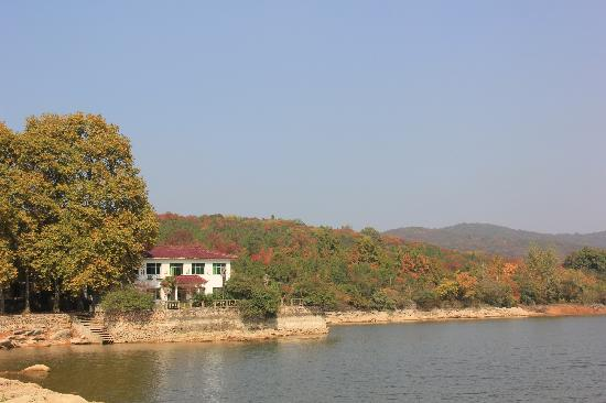 Quanjiao County, China: 沿途的风景