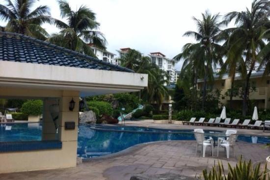 Palm Beach Resort & Spa Sanya: 椰林滩大酒店