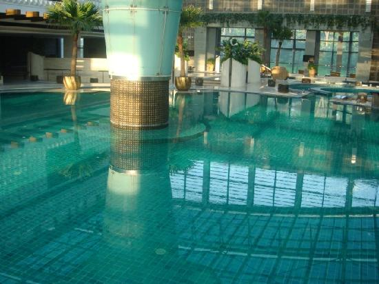 Heyuan Royal Garden Hotel: 温泉