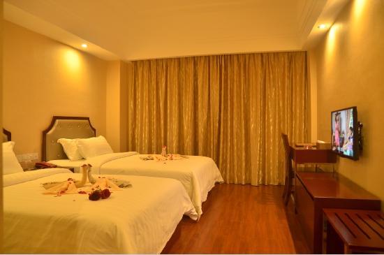 New Bolai Hotel: 标准双人房