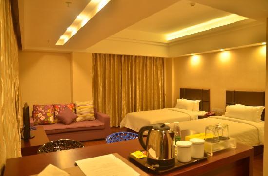 New Bolai Hotel: 豪华双人房