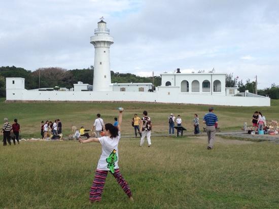 Eluanbi : 美丽的白色灯塔