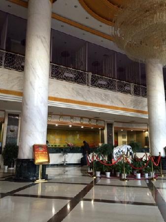 Manwan Hotel: 大堂