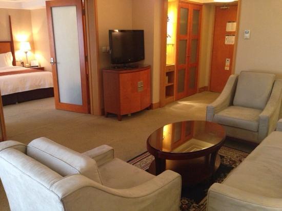 Sheraton Xi'an Hotel: 不错的酒店