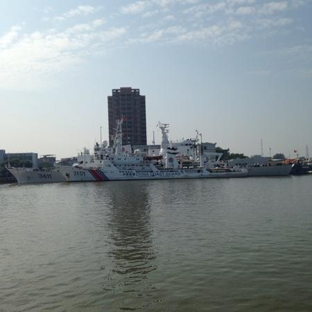Pearl River (Zhujiang): 1
