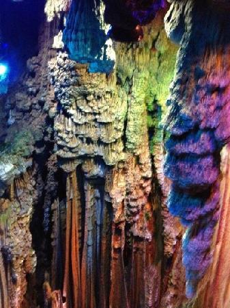 Benxi Water Cave: 本溪水洞