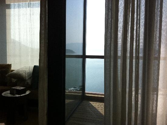 InterContinental One Thousand Island Lake Resort: 景色可以