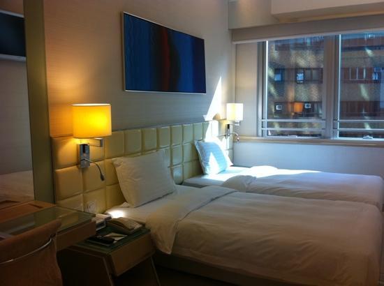 iclub Wan Chai Hotel: 富豪荟