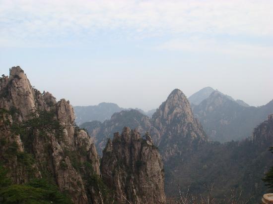 Celestial Capital Peak (Tian Du Feng): 1