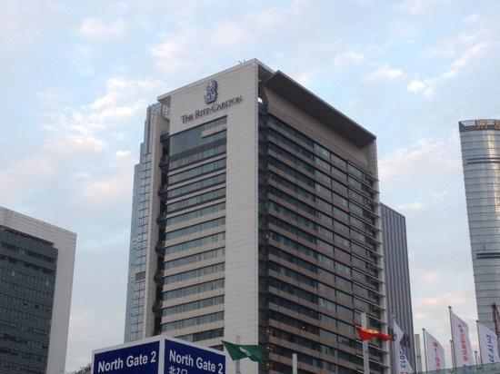 The Ritz-Carlton, Shenzhen: 外景