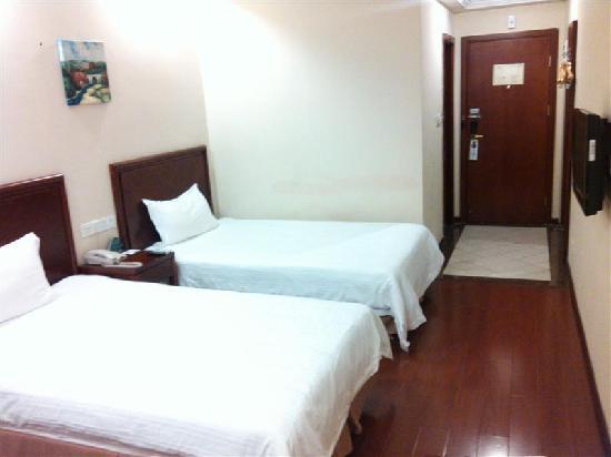 그린트리 인 푸저우 산팡 치시항 익스프레스 호텔