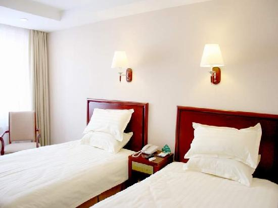 GreenTree Inn Harbin Central Avenue Business Hotel: 客房