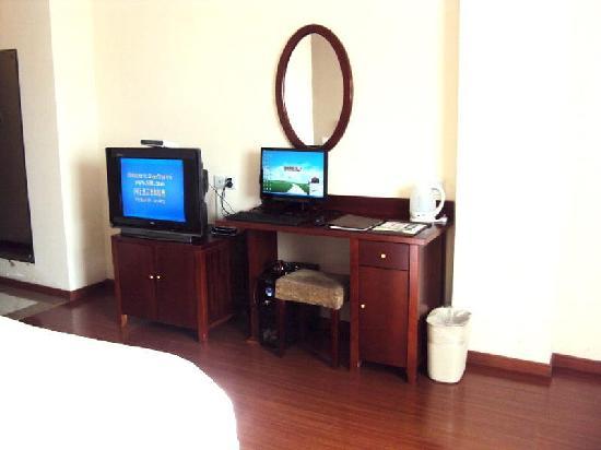 Linge Business Hotel: 客房
