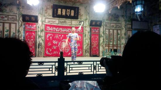 The Grand Theater Building of Prince Kung's Mansion: 表演