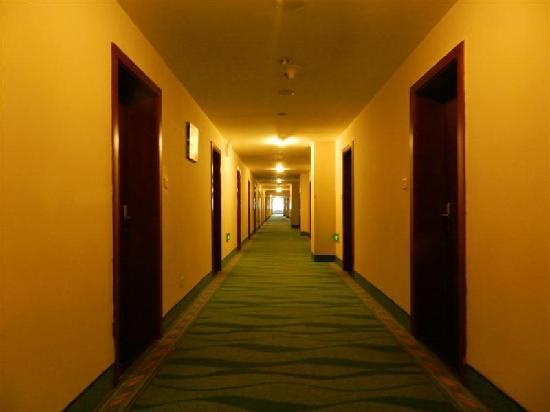 Vatica Hohhot Xinhua Street Gulou: 走廊